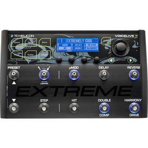 TC Helicon Voicelive 3 Extreme - 이펙터