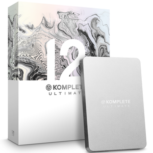 NI KOMPLETE 12 ULTIMATE Collectors Edition 업그레이드 KOMPLETE 8-12 ULTIMATE