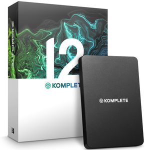 NI KOMPLETE 12 Update from K2~K11