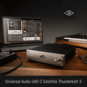 Universal Audio UAD-2 Satellite TB3 [모델선택] QUAD Core, OCTO Core, OCTO Custom