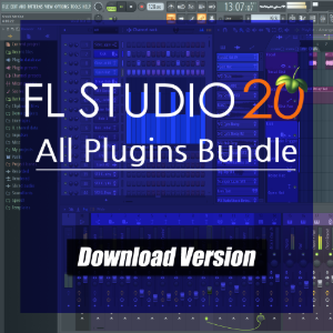 [FL Studio 20] All Plugins Bundle DAW 소프트웨어 [전자배송]