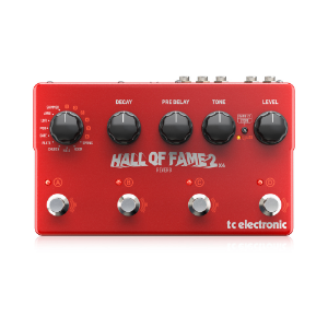 [TC Electronic] Hall of fame 2 X4 Reverb 기타 이펙터