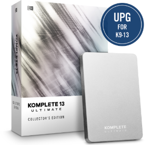 NI KOMPLETE 13 ULTIMATE Collector's Edition (UPG From K9-13) 업그레이드 버전
