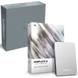 Cubase Artist 10.5 x KOMPLETE 13 ULTIMATE Collector's Edition 패키지