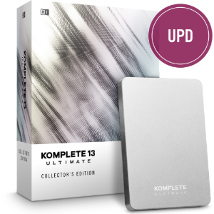 NI KOMPLETE 13 ULTIMATE Collector's Edition (UPD From K12U CE) 업데이트 버전